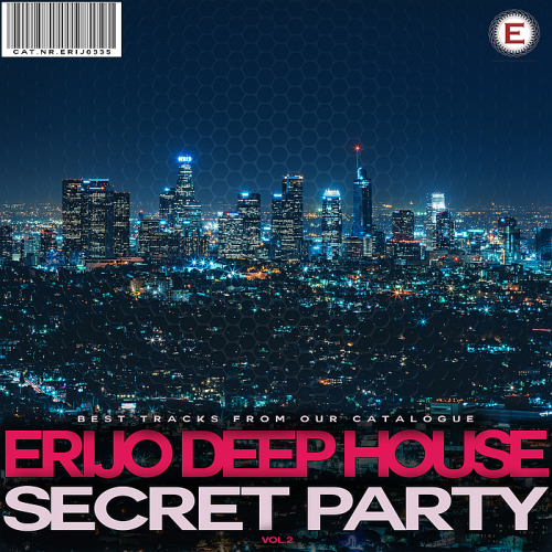 ERIJO Deep House Secret Party Vol 2 (2017)