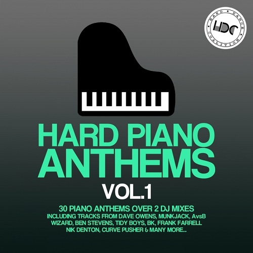 Hard Piano Anthems Vol.1 (2017)